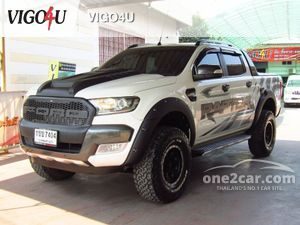 2016 Ford Ranger 3.2 DOUBLE CAB (ปี 15-18) WildTrak Pickup