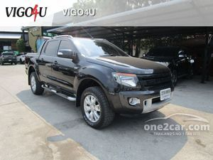 2014 Ford Ranger 3.2 DOUBLE CAB (ปี 12-15) WildTrak Pickup