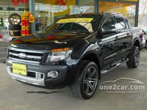 2016 Ford Ranger 2.2 DOUBLE CAB (ปี 12-15) WildTrak Pickup AT