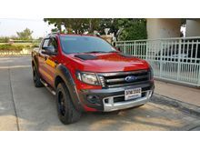 2015 Ford Ranger DOUBLE CAB (ปี 12-15) WildTrak 3.2 AT Pickup