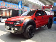2013 Ford Ranger OPEN CAB (ปี 12-15) WildTrak 2.2 MT Pickup