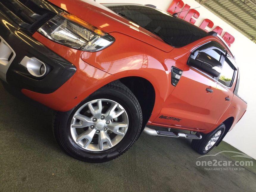 2012 Ford Ranger WildTrak Pickup
