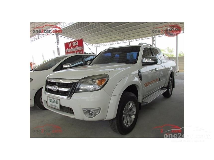 2011 Ford Ranger WildTrak Pickup