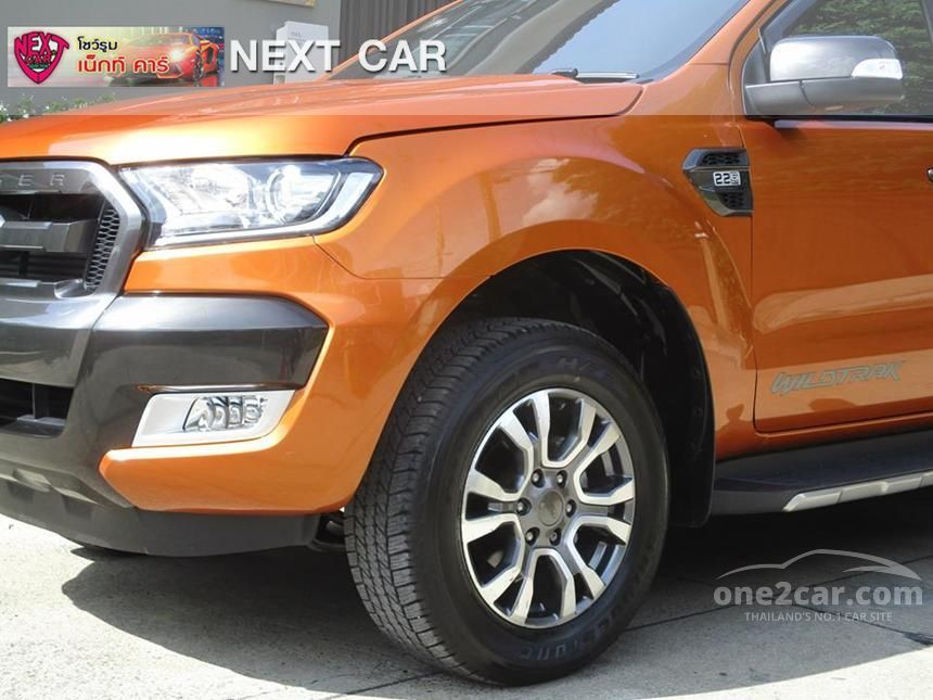 2015 Ford Ranger WildTrak Pickup