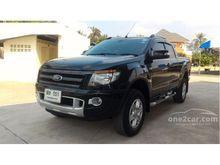 2013 Ford Ranger OPEN CAB (ปี 12-15) WildTrak 2.2 MT Pickup