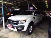 2013 Ford Ranger DOUBLE CAB (ปี 12-15) WildTrak 2.2 AT Pickup