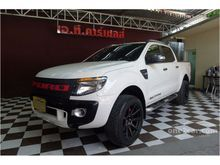 2015 Ford Ranger DOUBLE CAB (ปี 12-15) WildTrak 2.2 MT Pickup