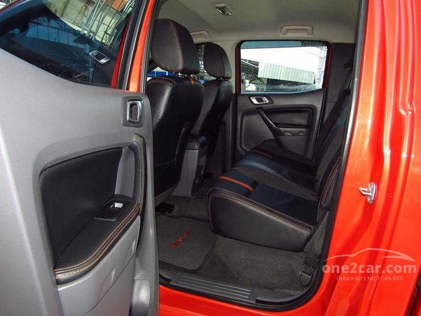 2014 Ford Ranger WildTrak Pickup