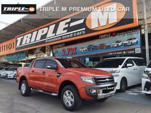 2015 Ford Ranger DOUBLE CAB (ปี 12-15) Hi-Rider 2.2 MT Pickup
