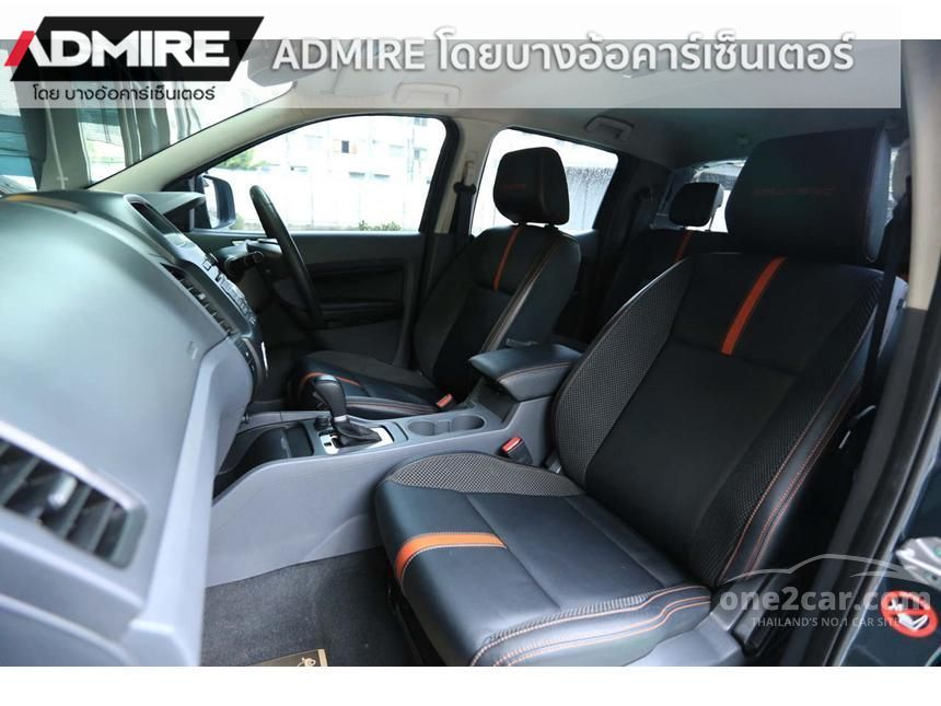 2013 Ford Ranger WildTrak Pickup