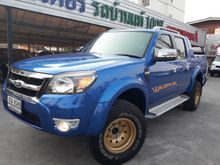 2011 Ford Ranger DOUBLE CAB (ปี 09-12) WildTrak 2.5 AT Pickup