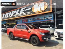 2012 Ford Ranger DOUBLE CAB (ปี 12-15) WildTrak 3.2 AT Pickup