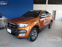 2015 Ford Ranger DOUBLE CAB (ปี 15-18) WildTrak 3.2 AT Pickup