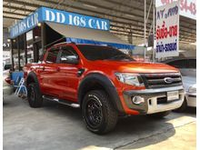 2014 Ford Ranger DOUBLE CAB (ปี 12-15) WildTrak 2.2 MT Pickup