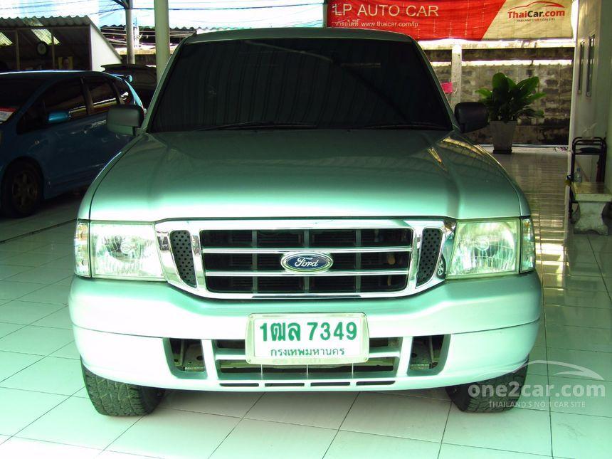 2002 Ford Ranger XL Pickup