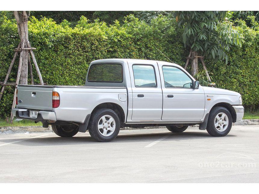 2004 Ford Ranger XL Pickup