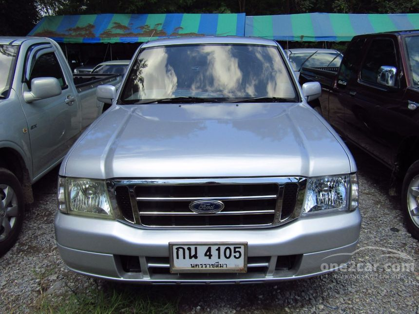 2005 Ford Ranger XL Pickup
