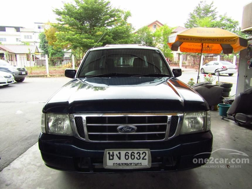 2003 Ford Ranger XLS Pickup