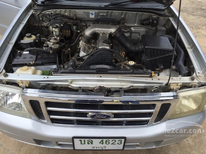 2005 Ford Ranger XLS Pickup