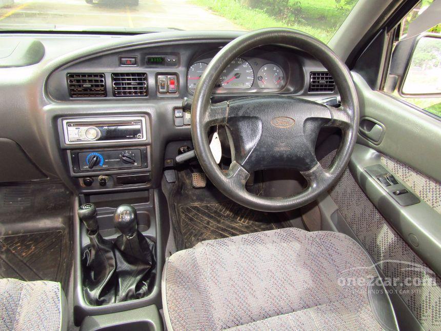 1999 Ford Ranger XLT Pickup