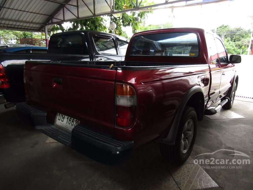 2000 Ford Ranger XLT Pickup