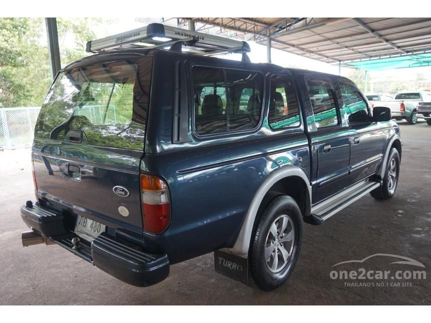 2001 Ford Ranger XLT Pickup