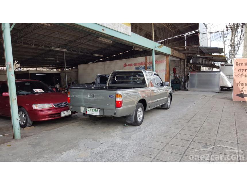2004 Ford Ranger XLT Pickup
