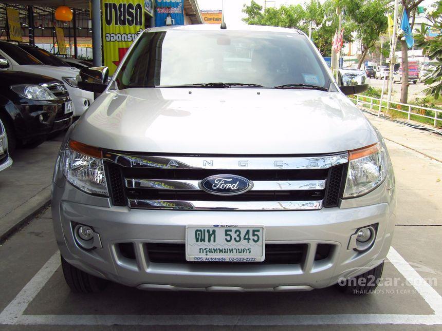 2013 Ford Ranger XLT Pickup