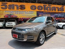2014 Ford Territory (ปี 12-16) 2.7 AT SUV