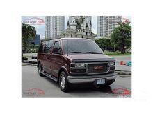 2001 GMC Savana (ปี 96-02) 5.7 AT Van