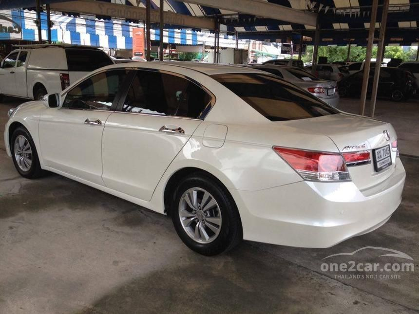 2012 Honda Accord E Sedan