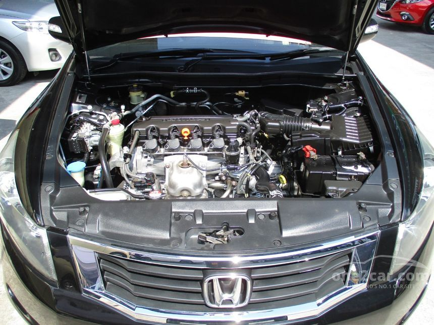 2008 Honda Accord E Sedan