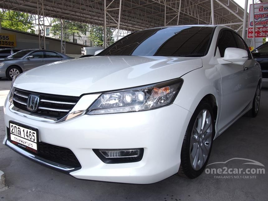 2013 Honda Accord EL Coupe