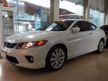 2013 Honda Accord (ปี 13-17) EL 2.4 AT Coupe