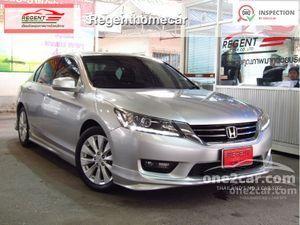 2015 Honda Accord 2.0 (ปี 13-17) EL i-VTEC Sedan AT