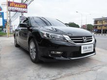2014 Honda Accord (ปี 13-17) EL NAVI 2.0 AT Sedan