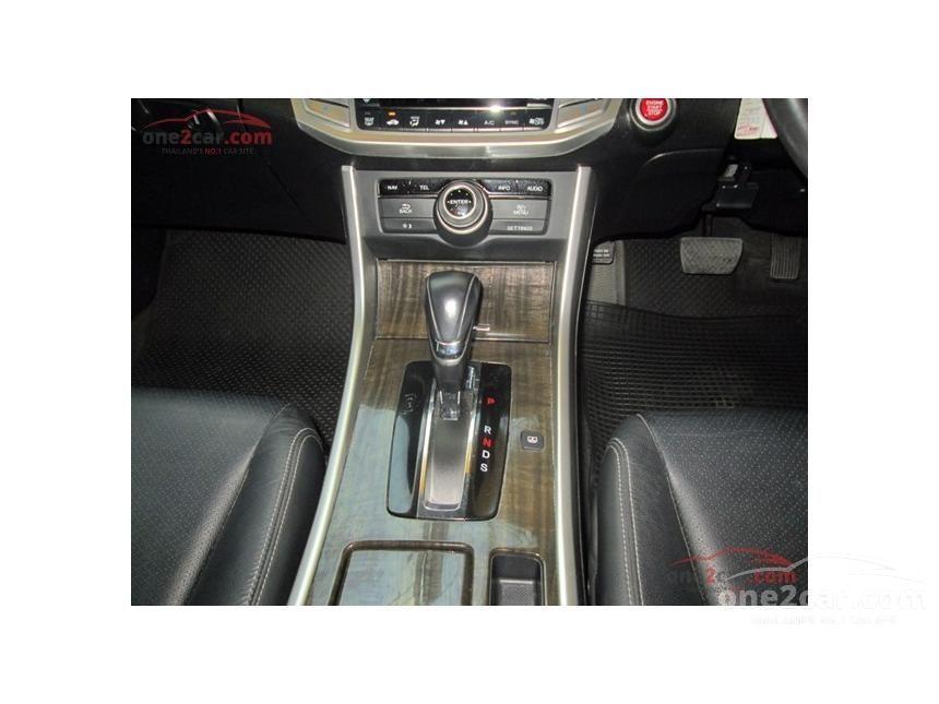 2014 Honda Accord EL NAVI Sedan