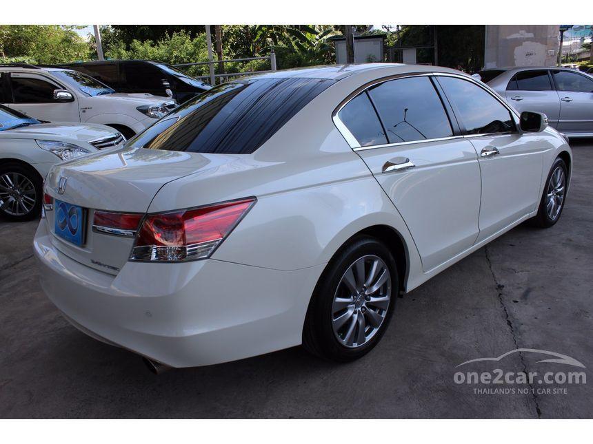 2011 Honda ACCORD EL NAVI Sedan