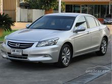 2012 Honda Accord (ปี 07-13) EL NAVI 2.4 AT Sedan