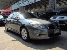 2011 Honda ACCORD (ปี 07-13) EL NAVI 2.4 AT Sedan