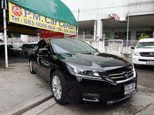 2013 Honda Accord (ปี 13-17) EL NAVI 2.0 AT Sedan