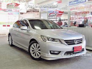 2014 Honda Accord 2.0 (ปี 13-17) EL NAVI Sedan AT