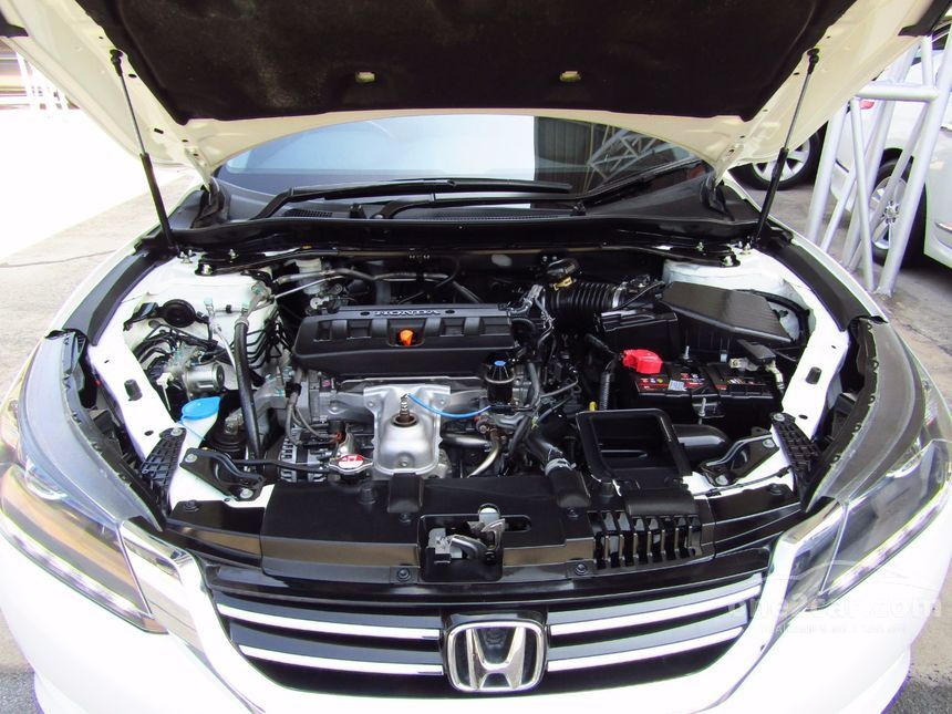 2014 Honda Accord EL NAVI Sedan