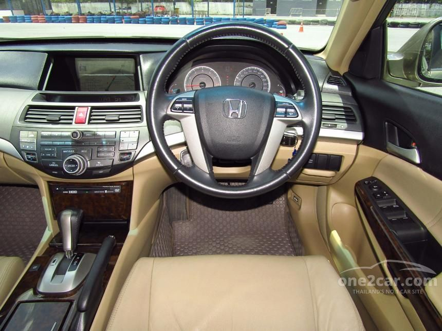 2011 Honda ACCORD EL NAVI Sedan