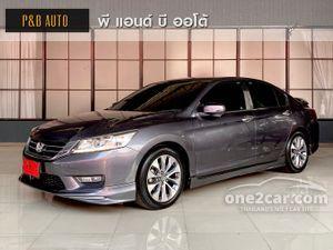 2013 Honda Accord 2.4 (ปี 13-17) EL NAVI Sedan AT