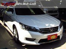 2013 Honda Accord (ปี 13-17) EL NAVI 2.0 AT Sedan