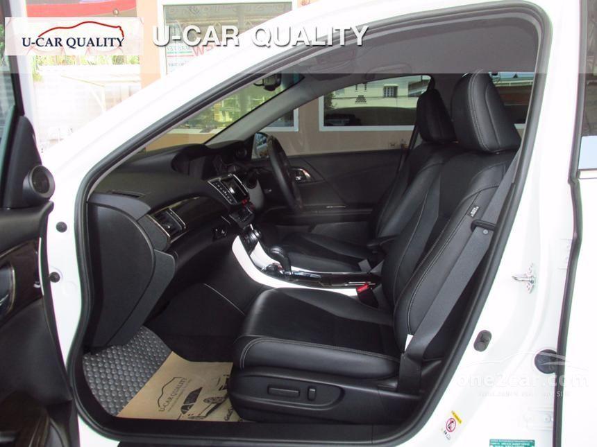 2013 Honda Accord EL NAVI Sedan