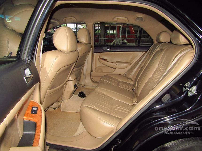 2008 Honda Accord EL Pickup
