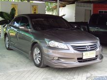 2012 Honda Accord (ปี 07-13) EL 2.0 AT Sedan