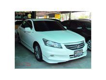 2011 Honda Accord (ปี 07-13) EL 2.4 AT Sedan